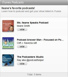 How to Get Your Small Biz Podcast Listed in iTunes