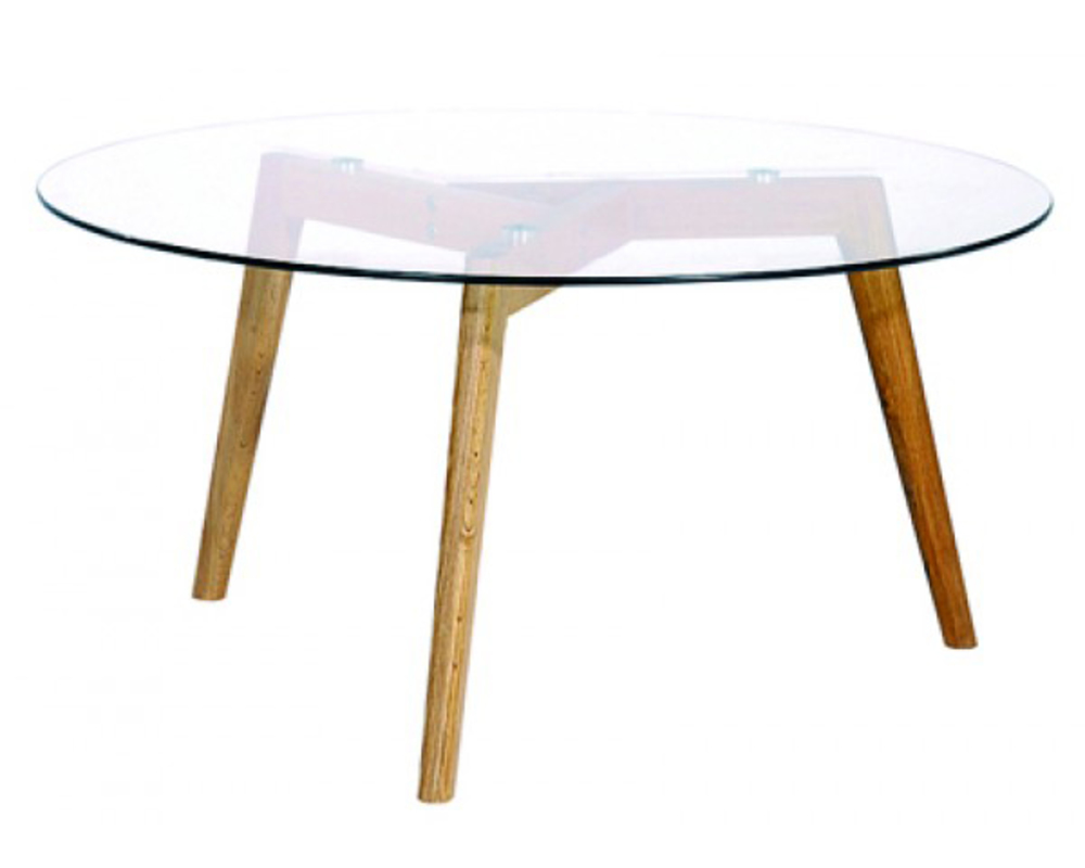Table De Salon Verre Table Basse Mixy