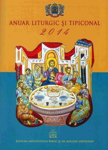 anuar-liturgic-si-tipiconal-2014