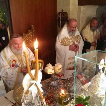 Patriarhul Daniel Gonia