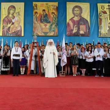 Festivitate deschidere ITO2016 Patriarhul Daniel
