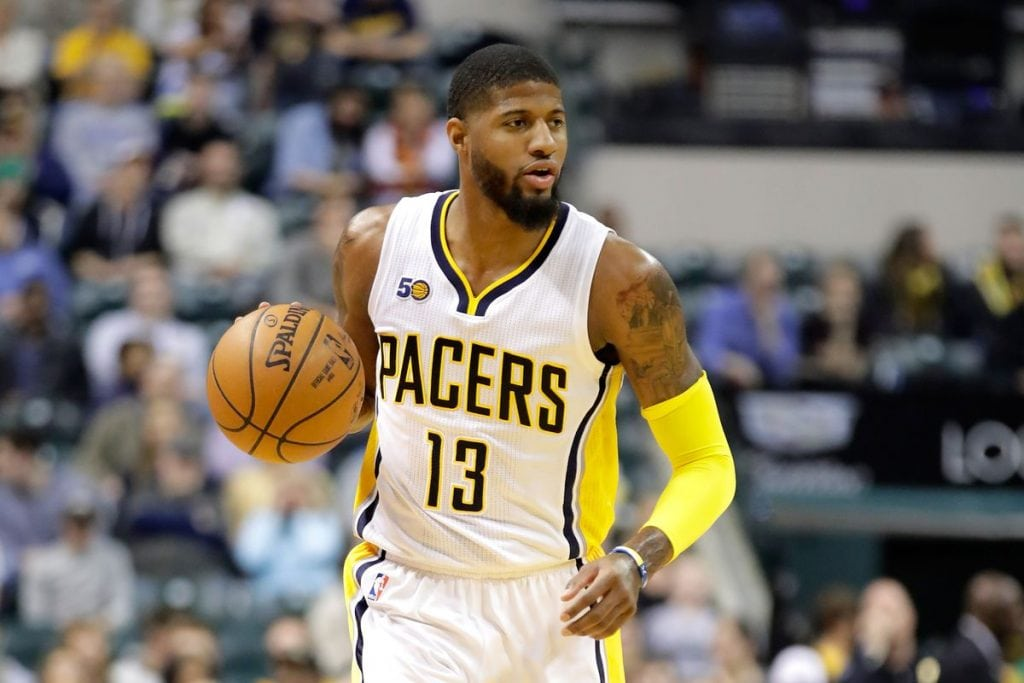 Paul George, Indiana Pacers