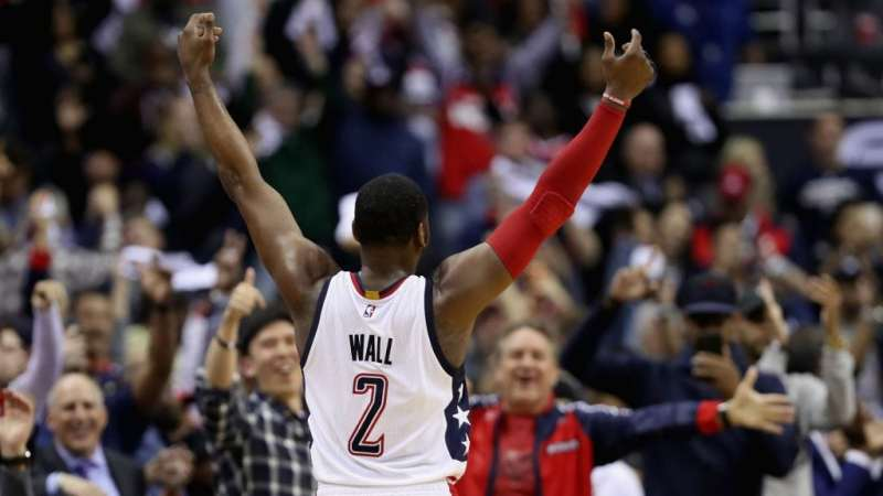 John Wall, Washington Wizards