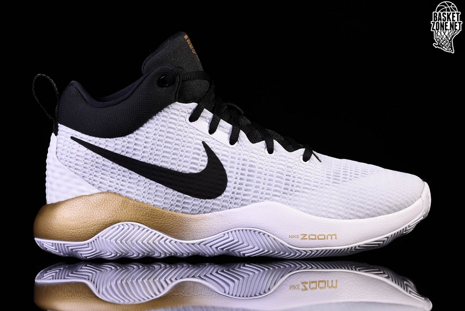 Zoom Rev Grey Nike Zoom Rev 2017 Metallic Gold Devin Booker For €95 00