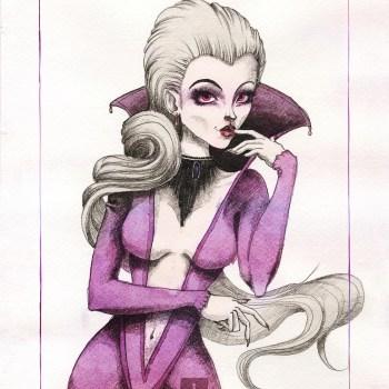 Vampirul, monstrul sexualitatii si-al fricii de (i)mortalitate