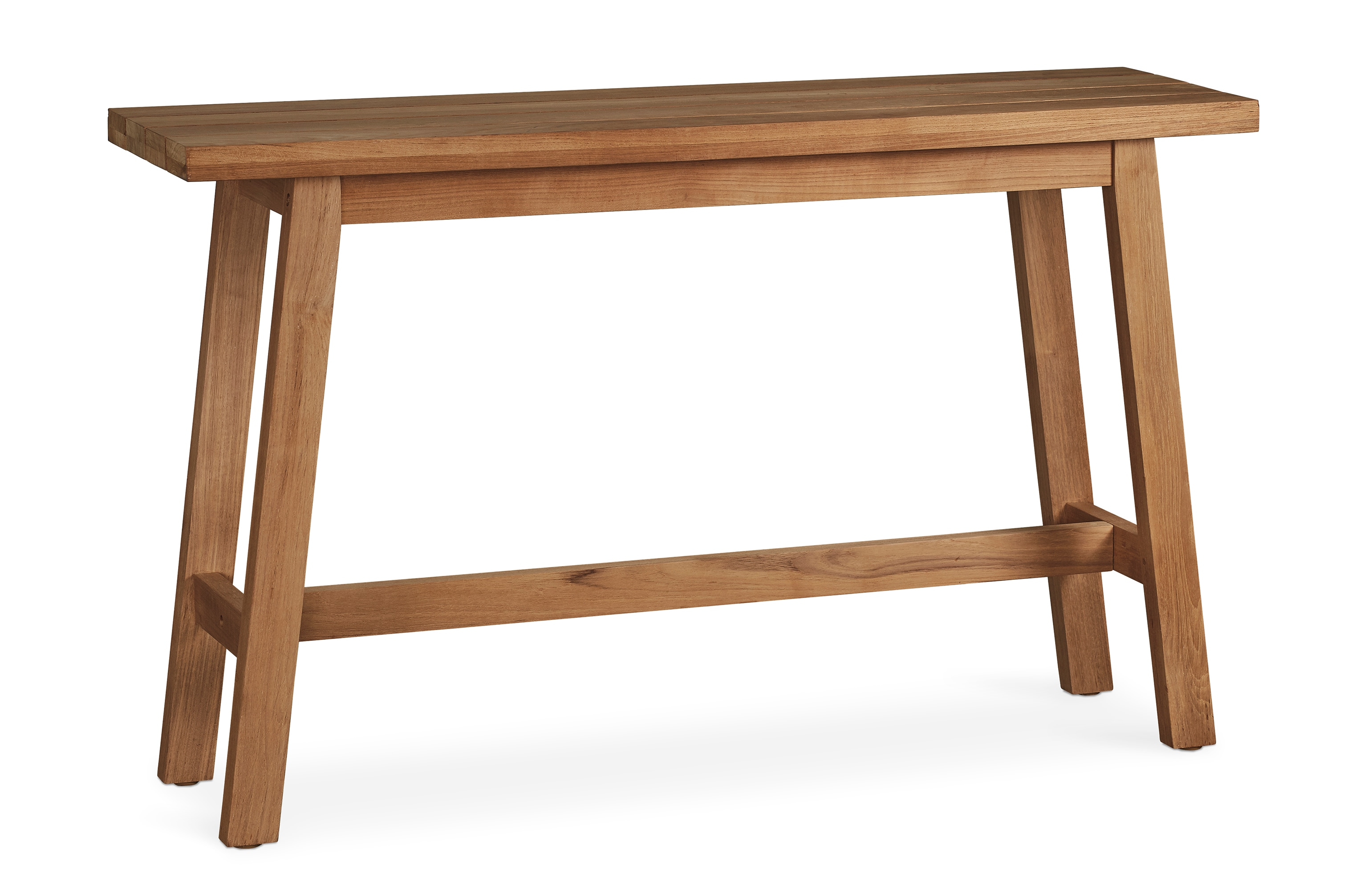 52 Inch Console Table Martin Teak Tables