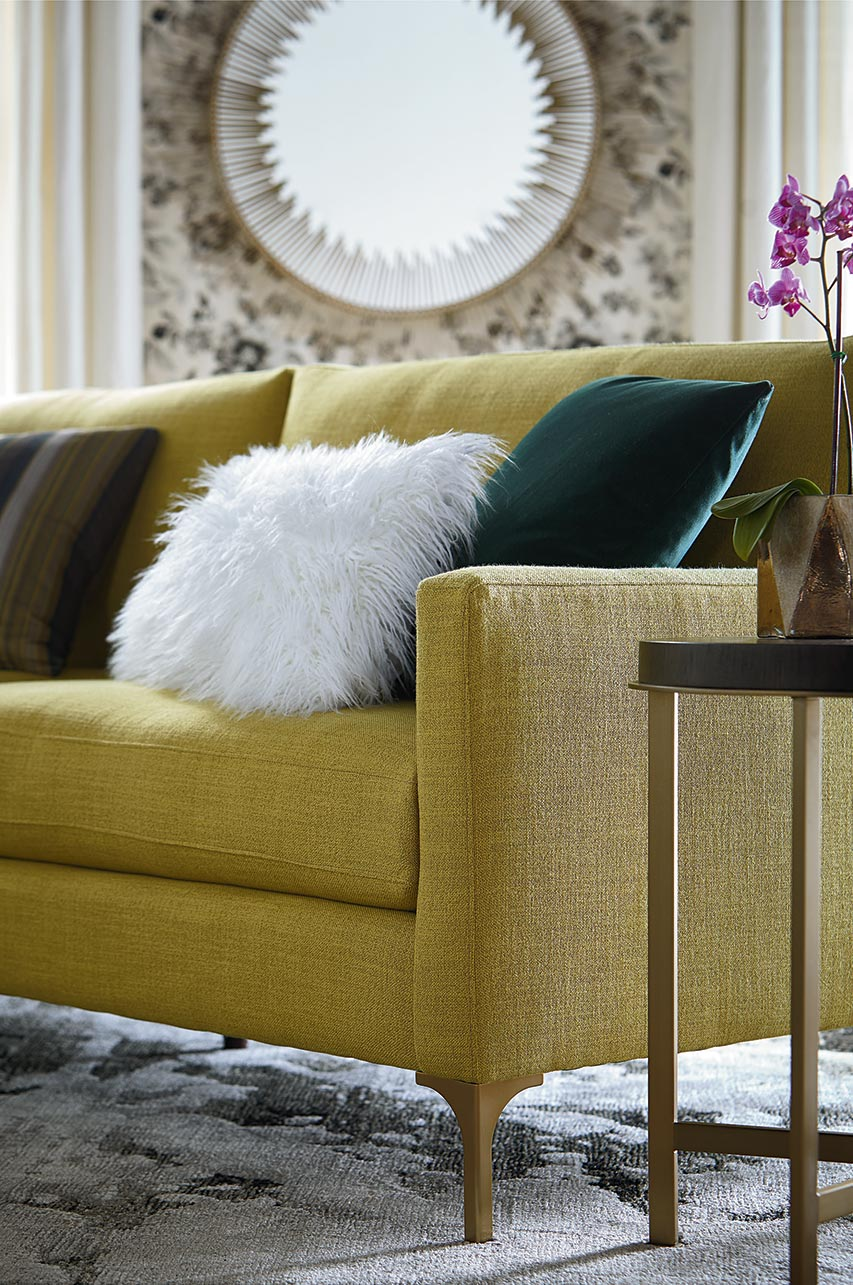 Types Of Sofa For Living Room Depth Of Couch