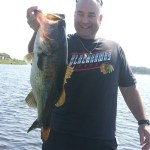 Keith's Lake Toho Monster