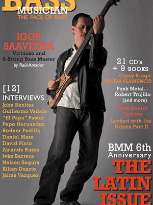 Bass Musician Magazine 6th Anniversary: The Latin Bass ...