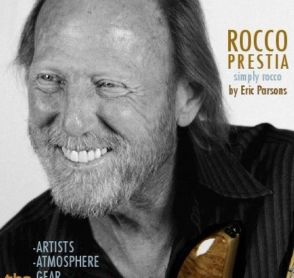 Rocco Prestia – Bass Musician Magazine, February 2015 Issue
