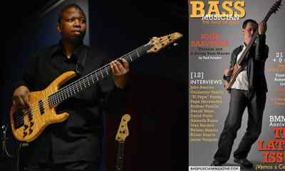 Roy Vogt Presents 5th Annual Thunder Row Bass Invitational at Summer NAMM