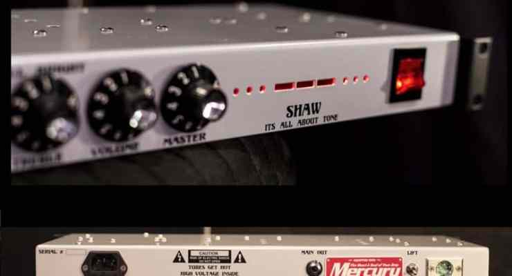 Shaw Audio S.O.S Preamp Review
