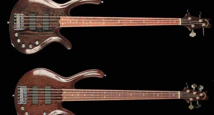 Vibrance Guitars Debuts Two New Bass Models