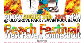 1st Annual WimBash Beach Festival
