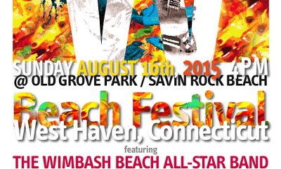 1st Annual WimBash Beach Festival