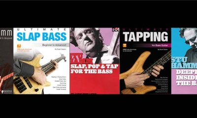 stu hamm bass books
