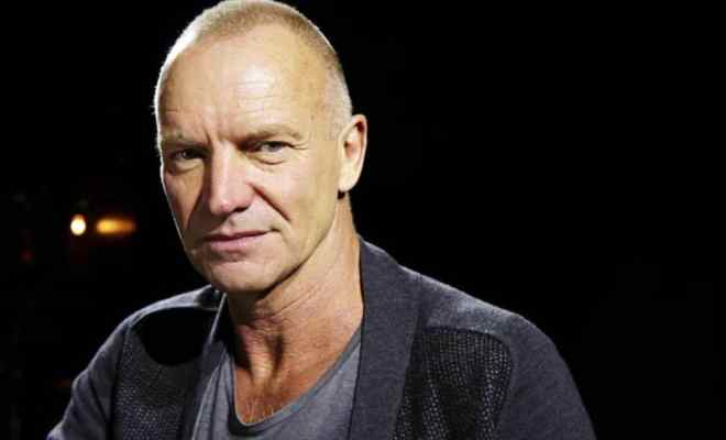 STING- TALKING (AND SINGING) ABOUT WHEN THE SONGS STOP COMING