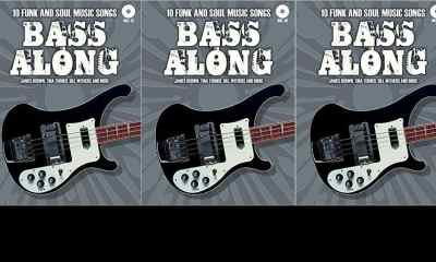 Hal Leonards 10 Funk and Soul Music Songs Bass Along