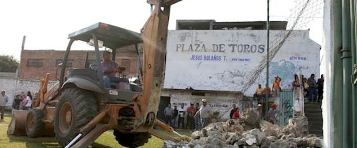 México: Praça de touros dá lugar a Casa da Cultura, Artes e Ofícios