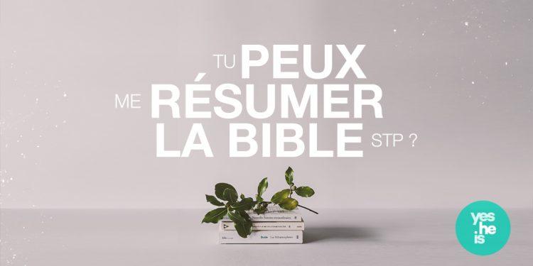 Bastien Cuenot - TU PEUX ME RÉSUMER LA BIBLE STP ?