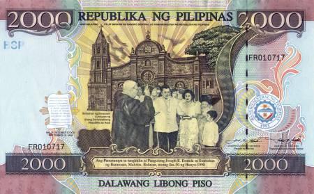 100k Peso Bill