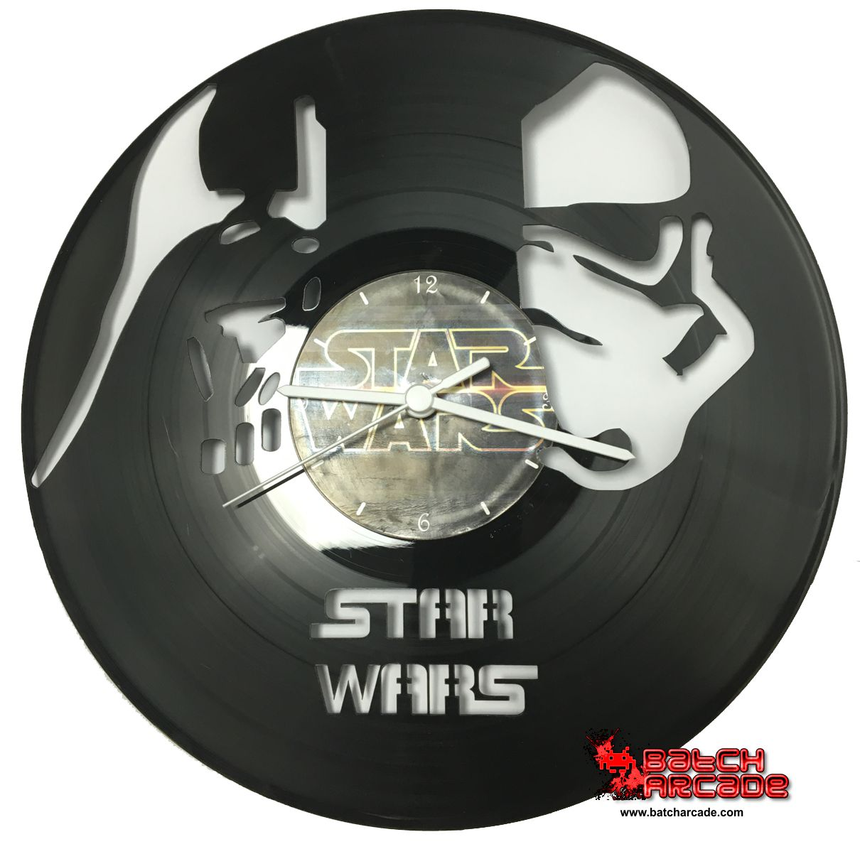Vinilos Decorativos Star Wars Reloj Vinilo Decorativo Star Wars