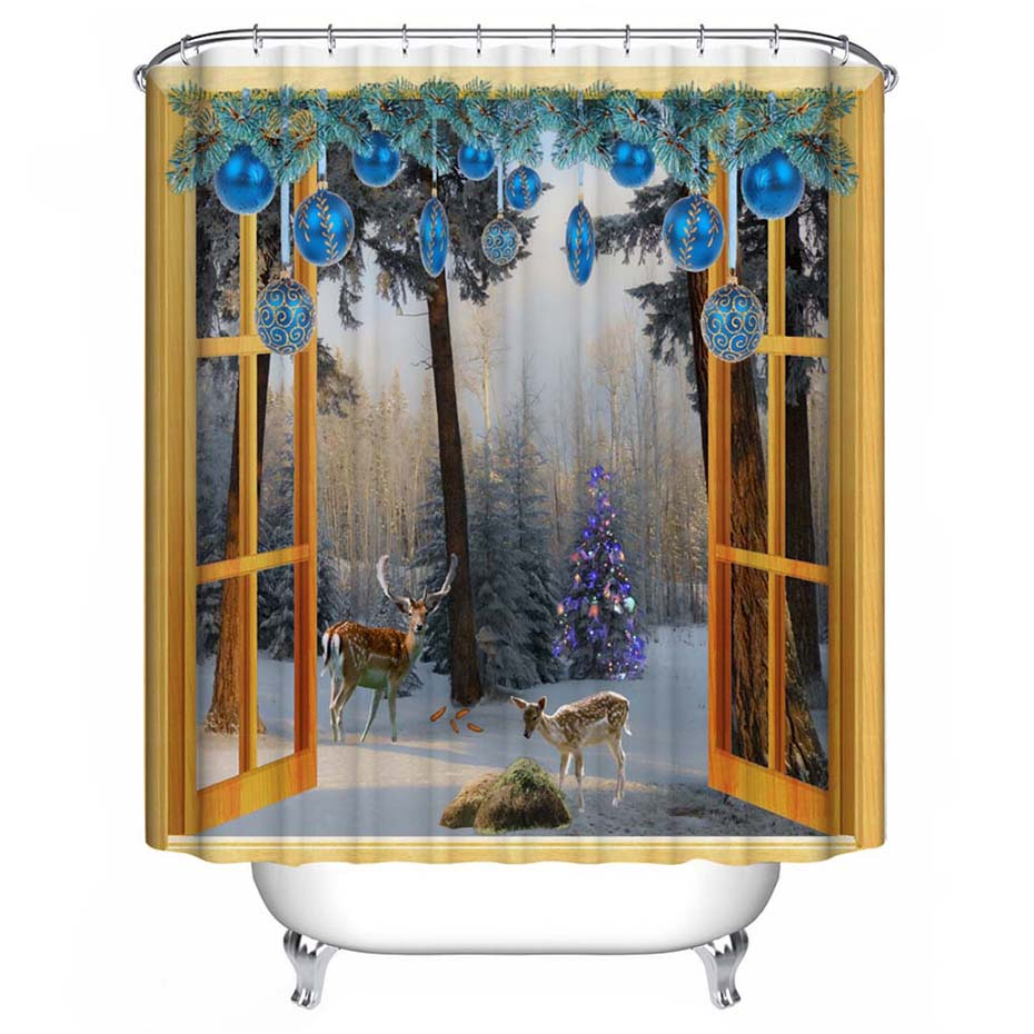 Curtains For Sale At Walmart Walmart Christmas Shower Curtains
