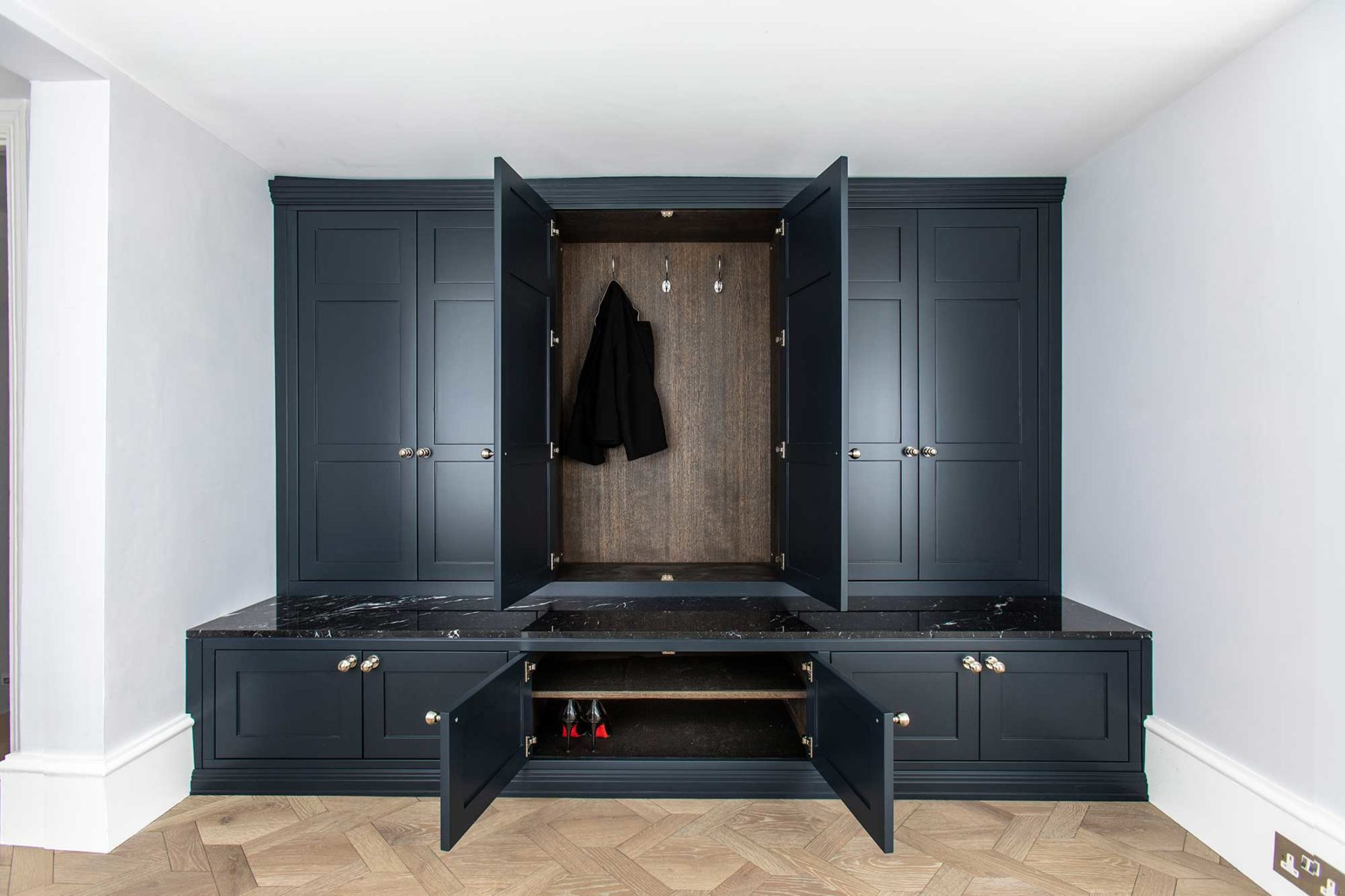Houzz Vanity Bespoke Fitted And Freestanding Furniture | Bath Bespoke