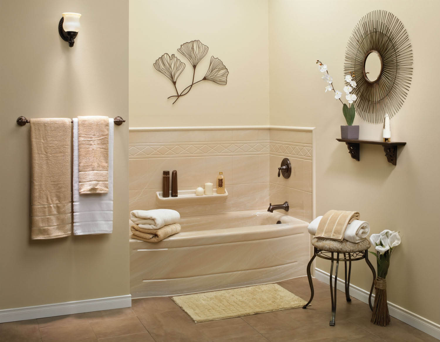 Price of a new bathroom - Download Captivating Wainscoting Bathroom Average Cost