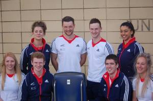 There were over 1000 applicants for British Skeleton's Power2Podium initiative, but just 8 places available.