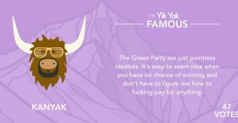 Anti-Greens