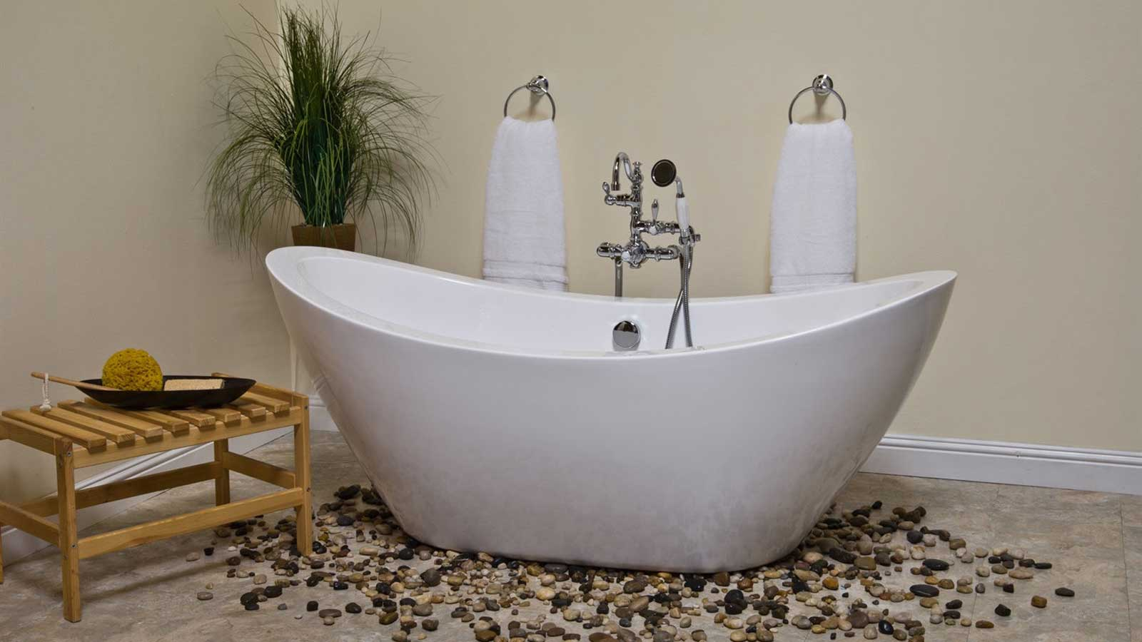 Pics Of Bathtubs Bathtub Materials They Make A Difference