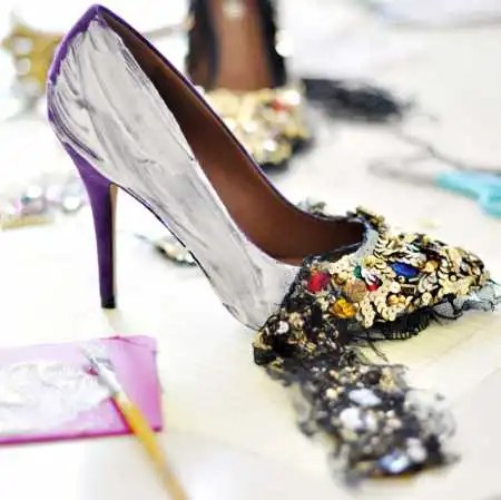 sequin-shoes