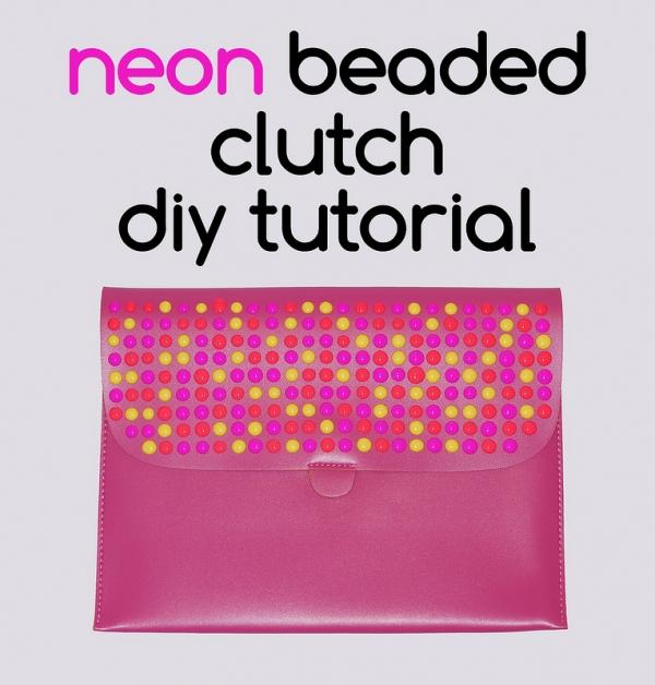 DIY-Neon-CLutch
