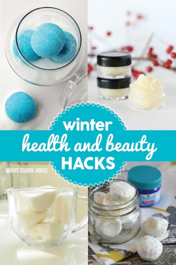Winter Beauty Hacks