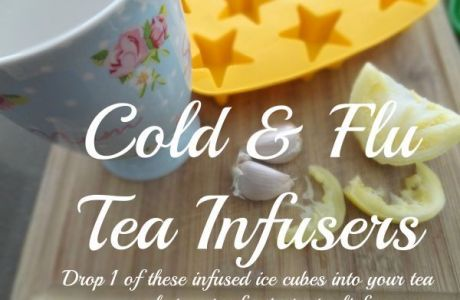 Cure Your Own Cold – Cold and Flu Tea Infusions