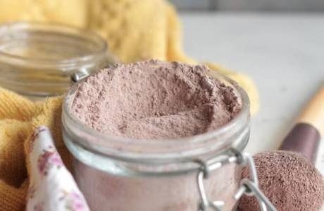 Lick Your Face – DIY Cocoa Powder Foundation