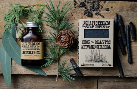 Beard Kit For The Man In Your Life