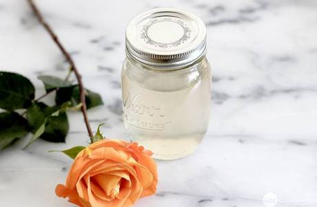 Home Made Rose Water