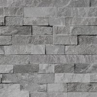 Grey Split Stone - Bathroom Cladding Direct