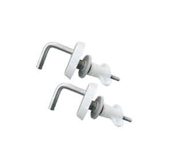 Villeroy And Boch Products Shires Naiad Seat Fittings U2838aa