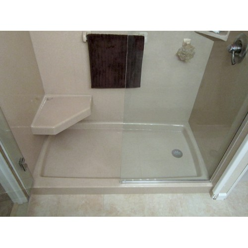Medium Crop Of Custom Shower Pan