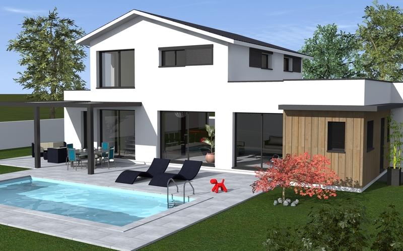 Terrasse Moderne Maison