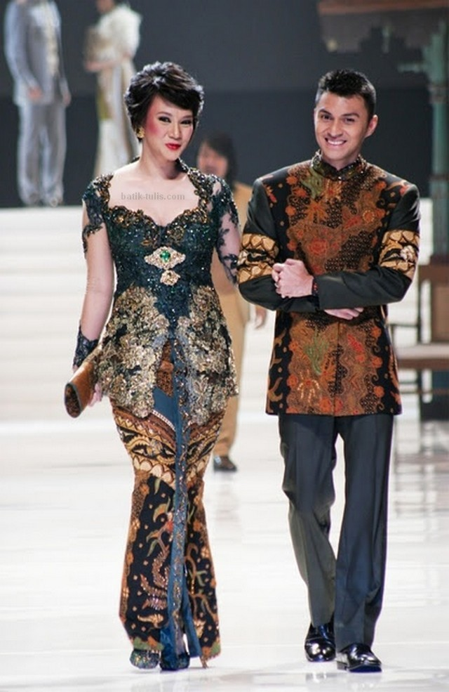 model baju batik couple model baju batik dress batik nyonya