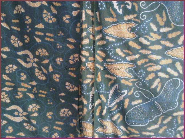 gambar batik indigo by prabu batik