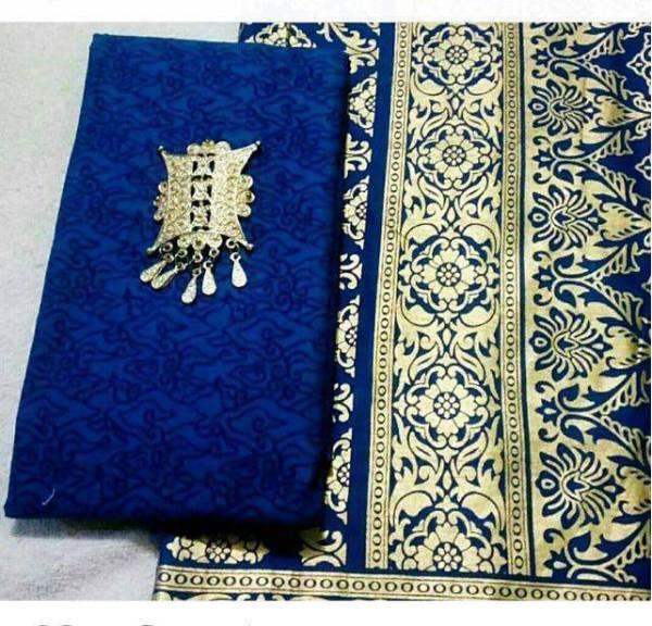 Batik Pekalongan    Kain Prada Emas n Embos