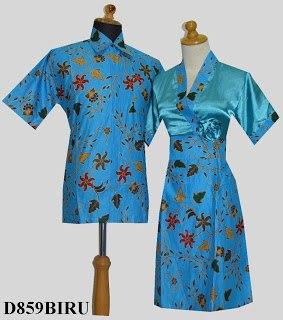 Model Baju Batik Cirebon