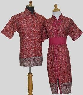 Model Baju Batik