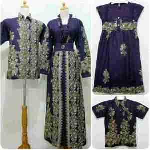 Model Baju Batik Gamis Modern Model Baju Muslim Model Baju Muslim