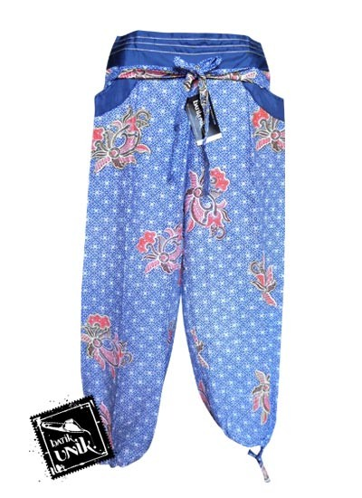 Celana Batik Aladin Panjang Motif Batik Modern Bawahan Rok Batik